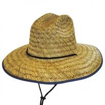 USA Flag Underbrim Lifeguard Hat