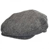 Hooligan Linen and Cotton Solid Ivy Cap