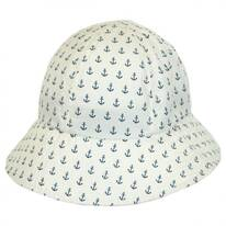 Anchor Rain Bucket Hat