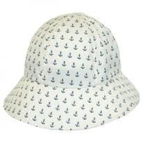 Anchor Rain Bucket Hat