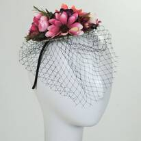 Bouquet Fascinator Headband