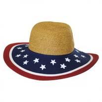 Kids' Summer Fun Toyo Straw Sun Hat