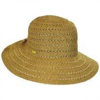 Stella Toyo Straw Sun Hat