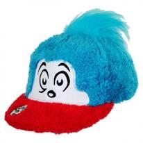 Thing 2 Fuzzy Baseball Cap