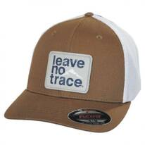 Leave No Trace Flexfit Mesh Fitted Baseball Cap