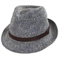 Laying Low Hemp and Cotton Fedora Hat