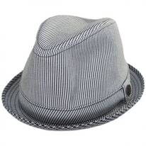 Mind Seeker Fabric Trilby Fedora Hat