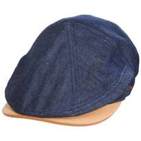 Canvas 7-Panel Driver Cap