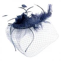 Elsa Fascinator Headband