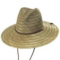 Bells Straw Lifeguard Hat