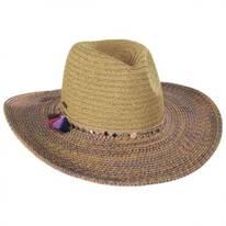 Horizon Toyo Straw Fedora Hat