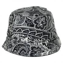 Jamie Cotton and Linen Bucket Hat