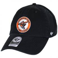 Baltimore Orioles MLB Cooperstown Clean Up Strapback Baseball Cap Dad Hat