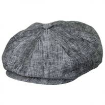 Shawk Linen Big Apple Cap