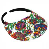 Tropical Fish MidSize Visor