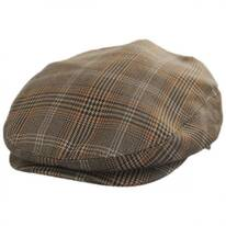 Lightweight Plaid Ivy Cap