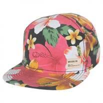 Ohana Strapback Baseball Cap Dad Hat - Pink