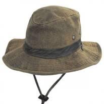 Camo Cotton Boonie Hat
