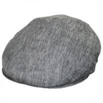 Chambray Linen Ivy Cap