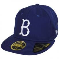 Brooklyn Dodgers MLB Retro Fit 59Fifty Fitted Baseball Cap