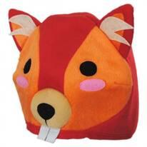 Red Squirrel QuirkyKawaii Hat