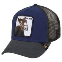 Dumbass Mesh Trucker Snapback Baseball Cap