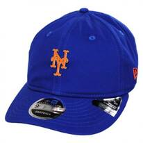 New York Mets MLB Badged Fan 9Fifty Snapback Baseball Cap