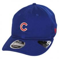 Chicago Cubs MLB Badged Fan 9Fifty Snapback Baseball Cap