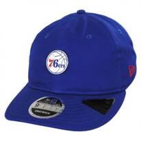 Philadelphia 76ers NBA Badged Fan 9Fifty Snapback Baseball Cap