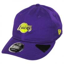 Los Angeles Lakers NBA Badged Fan 9Fifty Snapback Baseball Cap