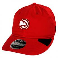 Atlanta Hawks NBA Badged Fan 9Fifty Snapback Baseball Cap
