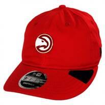 Atlanta Hawks NBA Badged Fan 9Fifty Snapback Baseball Cap