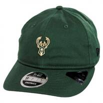 Milwaukee Bucks NBA Badged Fan 9Fifty Snapback Baseball Cap