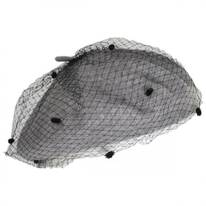 Netting Wool Beret