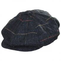 Li'l Brood Wool Blend Newsboy Cap - Childs