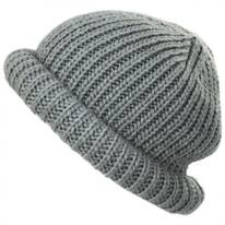 Striped Band Wheat Straw Diamond Crown Fedora Hat