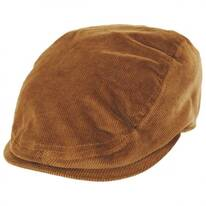 Cord Cotton Ivy Cap