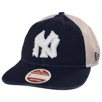 New York Yankees 1934 Strapback Trucker Baseball Cap