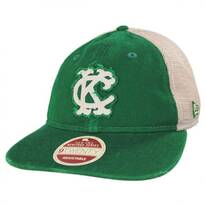 Kansas City Athletics 1965-1967 Strapback Trucker Baseball Cap