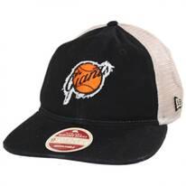 Baltimore Orioles 1989-1997 Strapback Trucker Baseball Cap