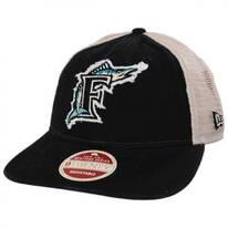Miami Marlins 1993 Strapback Trucker Baseball Cap