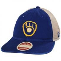 Milwaukee Brewers 1987 Strapback Trucker Baseball Cap