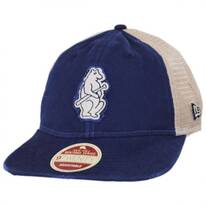 Chicago Cubs 1914 Strapback Trucker Baseball Cap