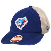 Toronto Blue Jays 1989-1992 Strapback Trucker Baseball Cap