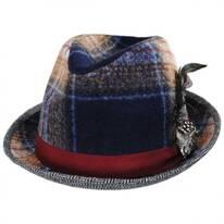 Falsetto Fedora Hat