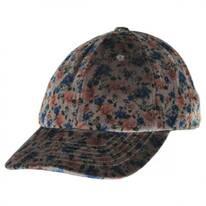 Belford Strapback Baseball Cap Dad Hat