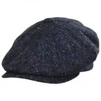 Donegal Wool Newsboy Cap