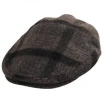 Richard Earflap Wool Blend Ivy Cap