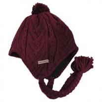 Parallel Peak Peruvian Beanie Hat