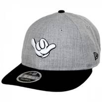 Hang Loose Mickey Mouse Snapback Baseball Cap